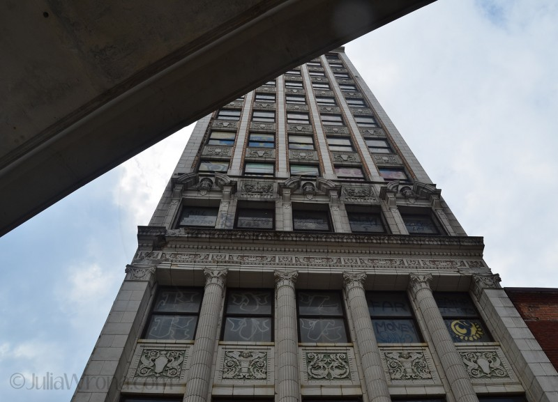Wurlitzer Building, Detroit, Michigan