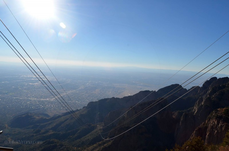 Cables of the Sandia Peak Tramway