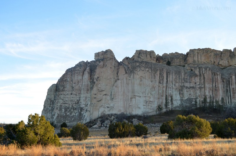 El Malpais National Monument in New Mexico