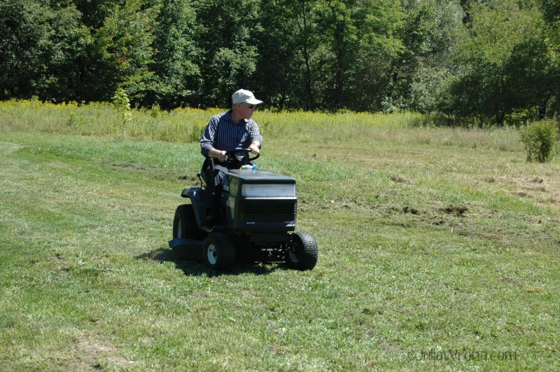 The inspiration and Mastermower.