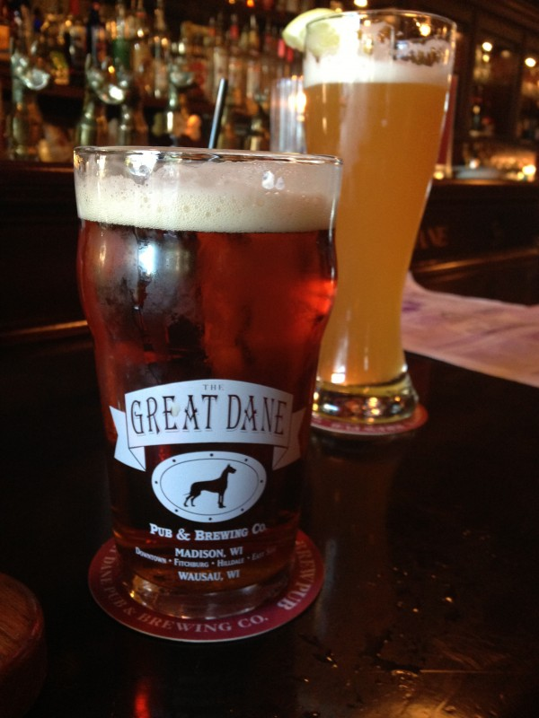 Great Dane Recovery Pints!