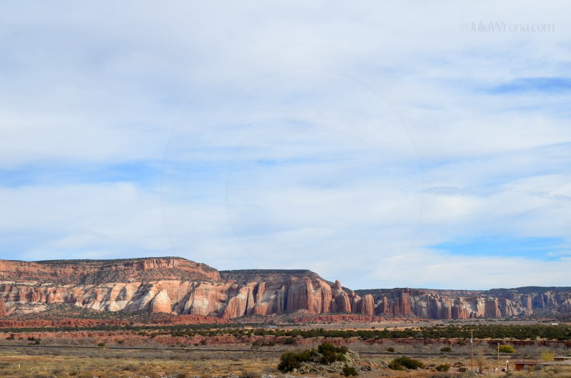 The Painted Desert of Arizona