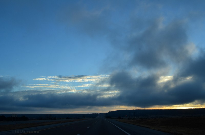 Dawn in Eastern New Mexico
