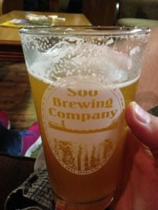 Soo Brewing Company, brew.