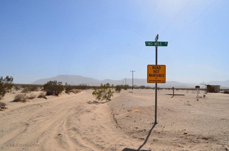 Wonder Valley Mojave