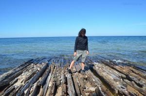 Pearson on Lake Superior