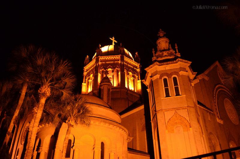 Church in St Augustine Florida