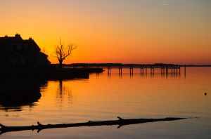 Sunrise Over The Chesapeake 01