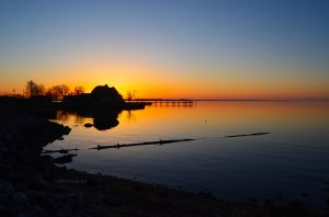 Sunrise Over The Chesapeake 02