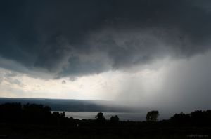 Storm Over Seneca Lake